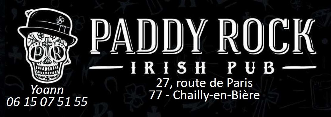 Paddy Rock - Irish Pub - Concerts
