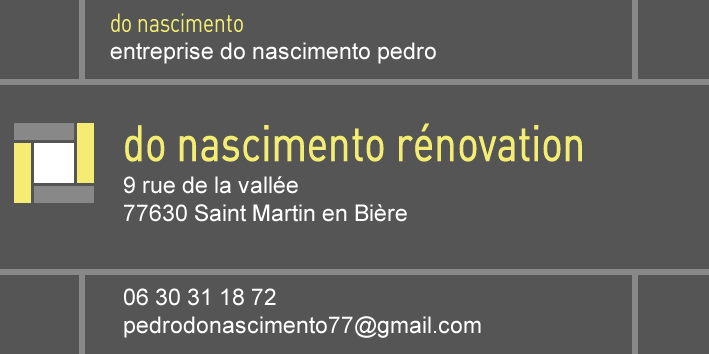 Do Nascimento Rénovation