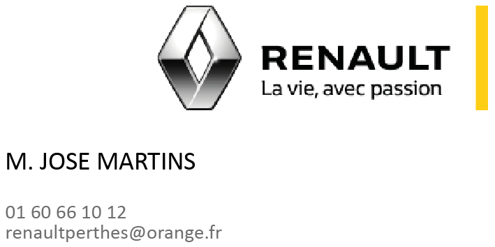 Renault - Perthes